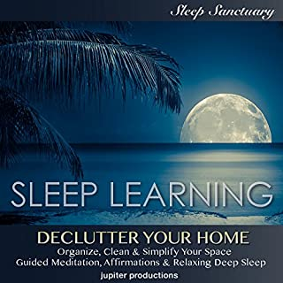 Declutter Your Home, Organize, Clean & Simplify Your Space cover art