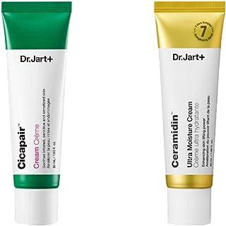 日本配送[Dr.Jart+]シカペアクリーム+セラマイディン ウルトラモイスチャークリーム(2世代) 2本セット cicapair cream ceramidin ultra moisture cream