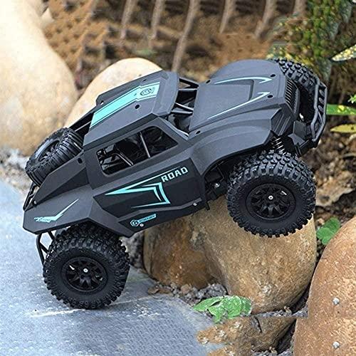 Liiokiy RC Car 30CM 1:12 Control Remoto Coche Coche de Alta Velocidad Cargar Control Remoto Modelo de Control Remoto Vehículo de Carretera Juguetes Bigfoot Coche para niños Niños Regalo