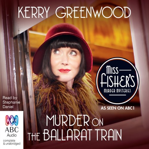 Murder on the Ballarat Train Titelbild