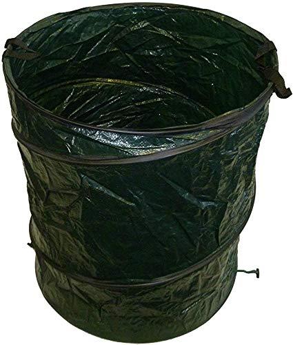 Pop-up bolsas de basura bolsa de jardín,Dark green