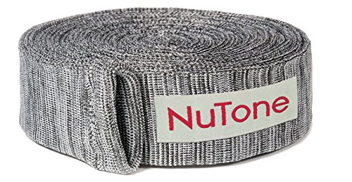 Broan-NuTone CA130 Central Vacuum Hose Sock with Assembly Tube for 30-to-32-Feet Hoses,Gray