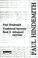 Concentrated Course in Traditional Harmony: Book 2 : Exercises for Advanced Students