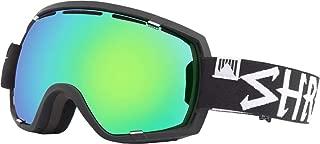 SHRED ski-Goggles Stupefy Blackout CBL/Plasma, Black, N/A,