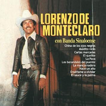 Lorenzo de Monteclaro Con Banda Sinaloense