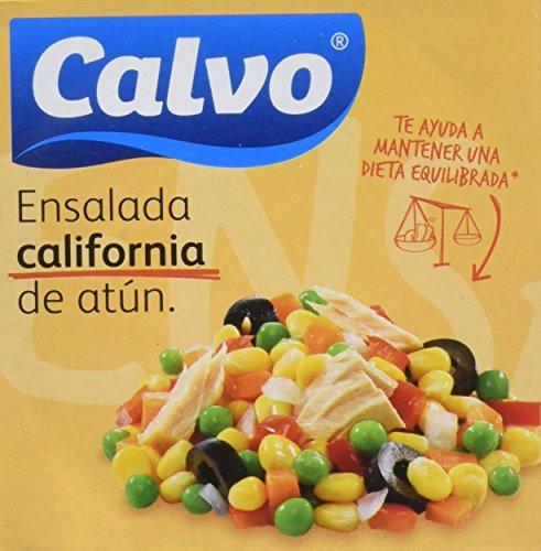 Calvo Ensalada California con Atún - Paquete de 24 x