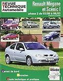 E.T.A.I - Revue Technique Automobile 120 - RENAULT MEGANE ET SCENIC I PHASE 2 - 1999 à 2003