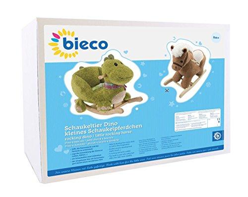 Bieco 74000211 – Schaukeltiere und fahrzeuge - 6