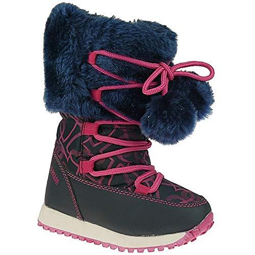 Agatha Ruiz De La Prada Schneeboots Stiefel Mod.141985 in 3 Farben Gr.24-35 blau EUR 33