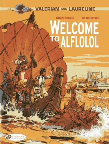 Welcome to Alflolol (Valerian & Laureline)