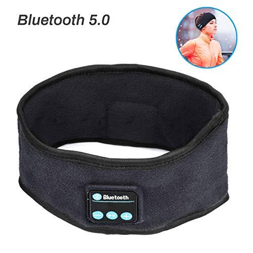Zwini Bluetooth Headband Música inalámbrica Diadema