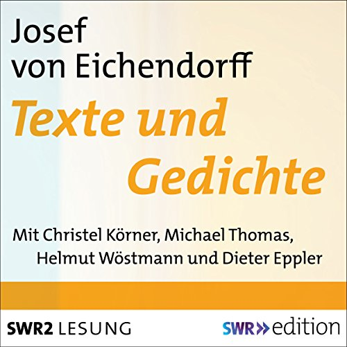 Audiobooks Written By Joseph Von Eichendorff Audiblecom