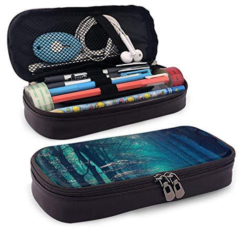 Hintergrundbild In Hd Leder Mäppchen Schreibtisch-Organizer Schlampermäppchen Federmäppchen Stiftetasche Storage Bag Für Schule Büro