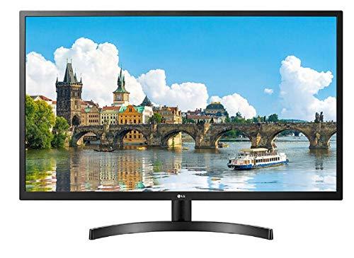 LG 32MN500M-B 32 inch Full HD IPS HDMI Display Black S