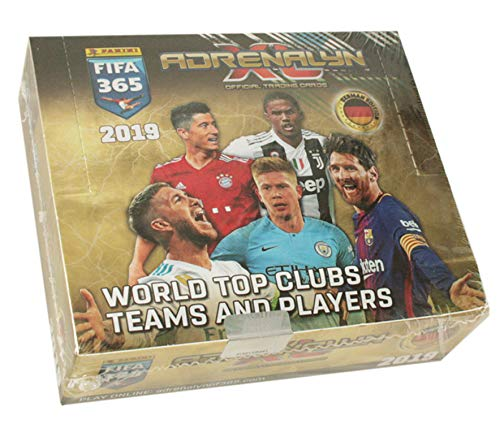 Panini FIFA 365 - 2019 Adrenalyn XL - 1 Display (24 Booster)
