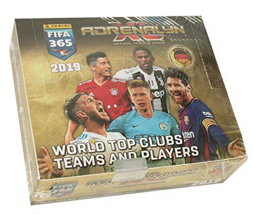 PANINI FIFA 365 2018 Mini-TIN avec 15 stickers pochettes BOOSTER saison 2017//2018