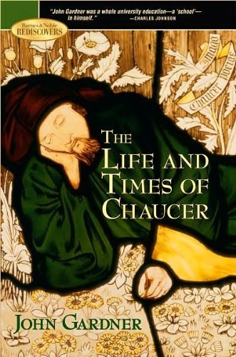 The Life and Times of Chaucer (Barnes & Noble Rediscovers Series)