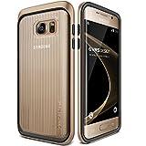 VRS Design 904411 Funda para teléfono móvil Oro, Transparente - Fundas para teléfonos móviles (Funda, Samsung, Oro, Transparente)