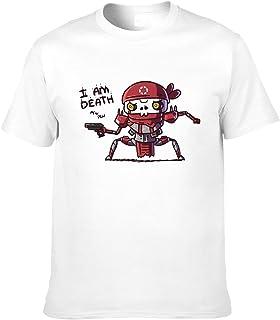 Apex Legends エーペックスレジェンズ Tシャツ メンズ レディース 半袖 無地 丸首 おもしろい ファション カジュアル シンプル