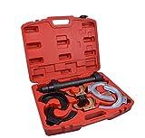 SavingPlus Universal Coil Spring Compressor Kit Macpherson Car Auto Struts Suspension