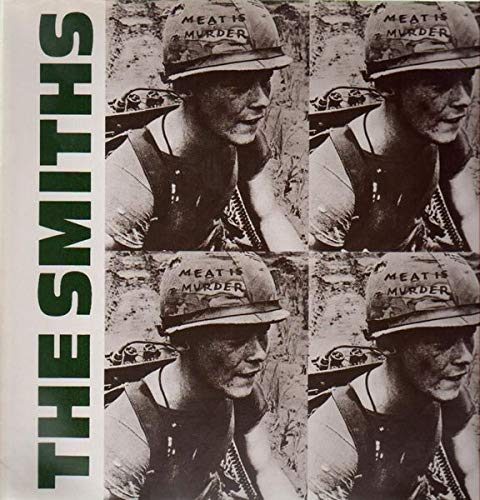 Smiths, The - Meat Is Murder - Rough Trade - RTD 28