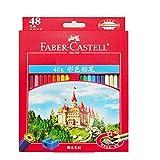 GAOYOO Lápiz Lapis 48 Color De Cor Pintura Lápiz De Color Escuela Oficina Bosquejo Lápiz para Suministros De Dibujo