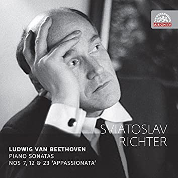 """Beethoven: Piano Sonatas Nos 7, 12 & 23 """"Appassionata"""""""