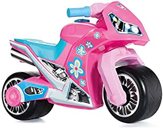 Moto correpasillos Molto Cross Premium - Rosa