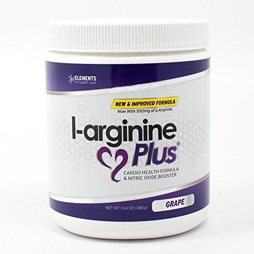 Elements of Healthcare L-Arginine Plus