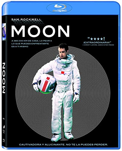 Moon - Bd [Blu-ray]