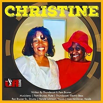 Christine (feat. Thundercat, Harold Johnson, Asia McGlover & Ron Bruner Sr.)