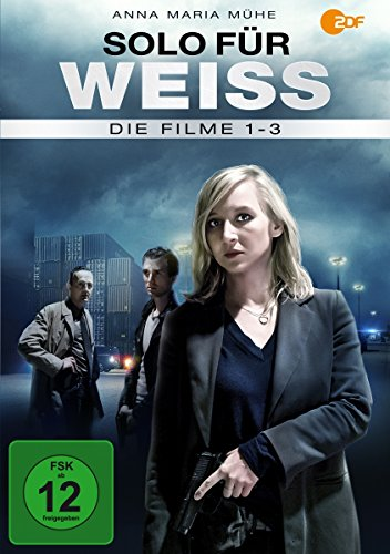 Solo für Weiss - Filme 1-3 (3 DVDs)