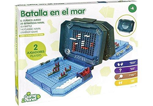 JUEGO BATALLA EN EL MAR