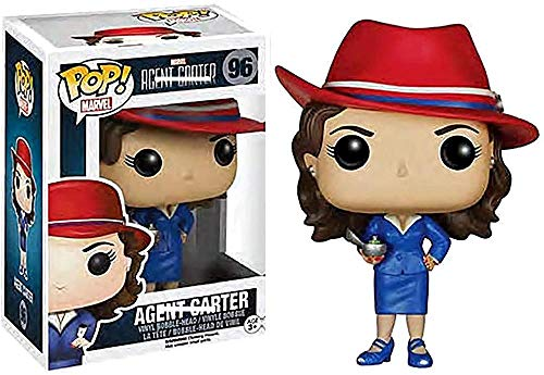 Funko POP! Marvel Agent Carter: Agent Carter