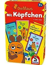 Die Maus - Mit Köpfchen Spel för 2-7 Spelare på Tyska