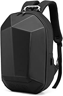 Fashion Travel Daypack Casual Business College Rucksack for Men Women, Tablet Bags Large College School Rucksack with Bluetooth Stereo USB Charging Port for Men Women to School