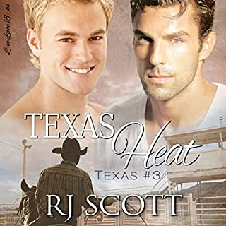 Texas Heat audiobook cover art