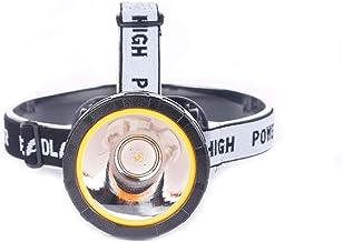 Hoofd Zaklamp 30 stks/partij LED Waterdichte Koplamp Koplamp Oplaadbare Hoofd Lampen Mijnbouw Hoofd Zaklamp voor Jacht Cam...