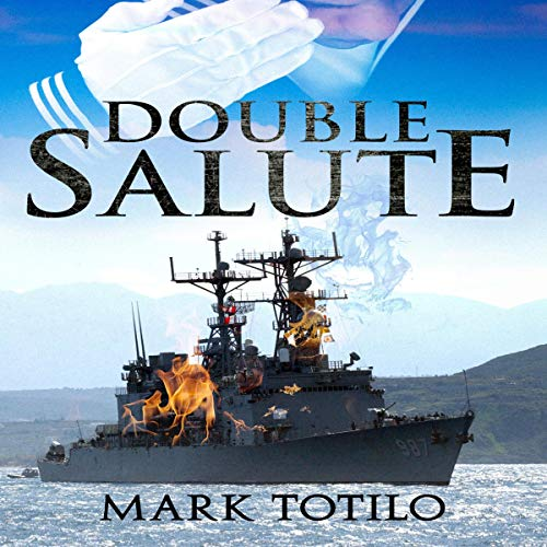 Double Salute audiobook cover art