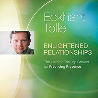 Enlightened Relationships audiobook cover art
