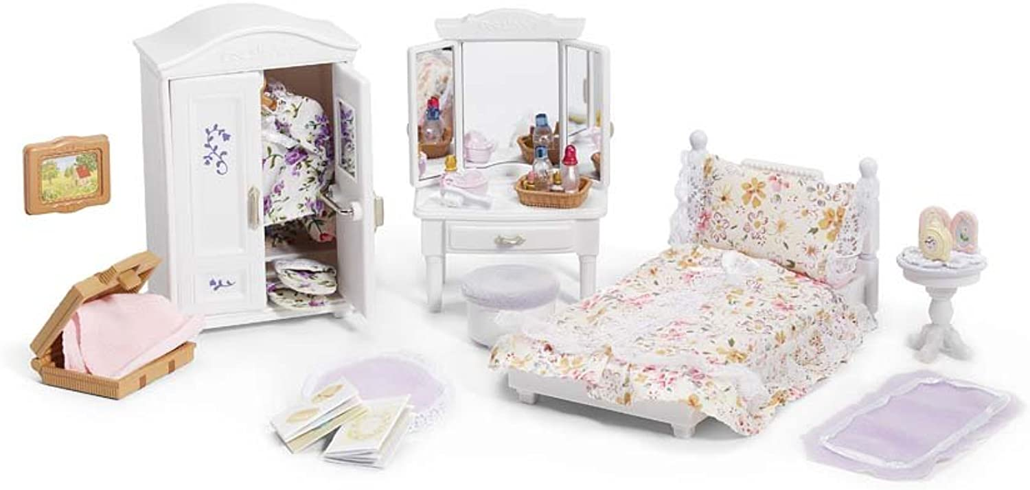 Calico Critters Girl's Bedroom Set