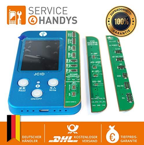 S4H JC V1S Programmer TrueTone Display Akku Homebutton geeignet für Phone 7 8 X XS 11 Pro Max