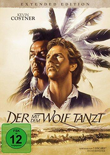 Der mit dem Wolf tanzt (Extended Edition, 2 Discs)