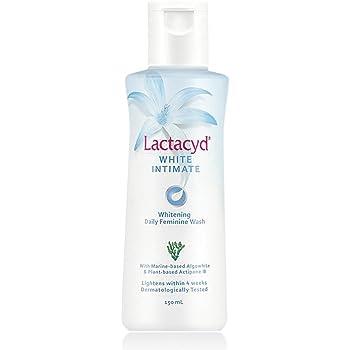Lactacyd ラクタシード フェミニンソープ ホワイトインティメート Feminine Wash White Intimate 150ml x 2本