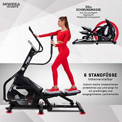 Miweba Sports Crosstrainer MC700-8