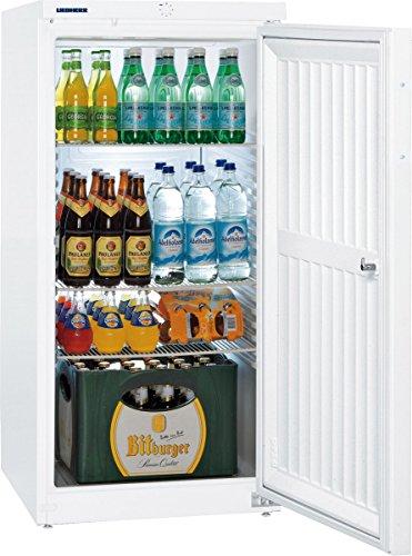 Liebherr FK 2640 Kühlschrank, freistehend, 229 l, Weiß, 229 l, 40 dB, Weiß