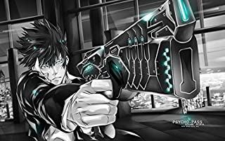 Psycho-Pass 2 Customized 38x24 inch Silk Print Poster/WallPaper Great Gift