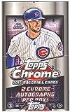 Topps 2015 Chrome Baseball Hobby Box MLB -
