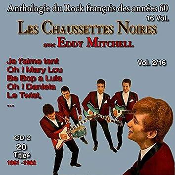 Eddy Mitchell & Les Chaussettes Noires, 1961-1962, Vol.1 (40 Titles)