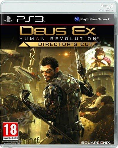 Deus Ex: Human Revolution PS-3 AT